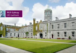 NUI Galway join Virtual Education Expo. Chat with their team and get course information on June 10th