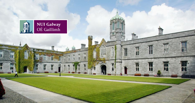 NUI Galway have joined Virtual Education Expo.