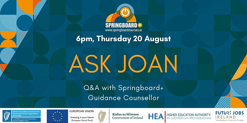 Springboard+ Online Q&A Session