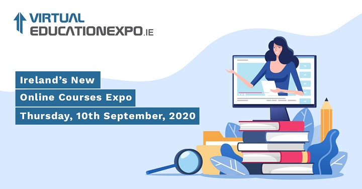 Discover a diverse range of courses, live chat with colleges and attend interactive webinars this Thursday at Virtual Education Expo.